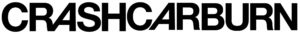 CrashCarBurn - Horizontal Logo NO STARS
