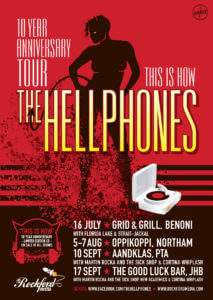 Hellphones_A6_Flyer